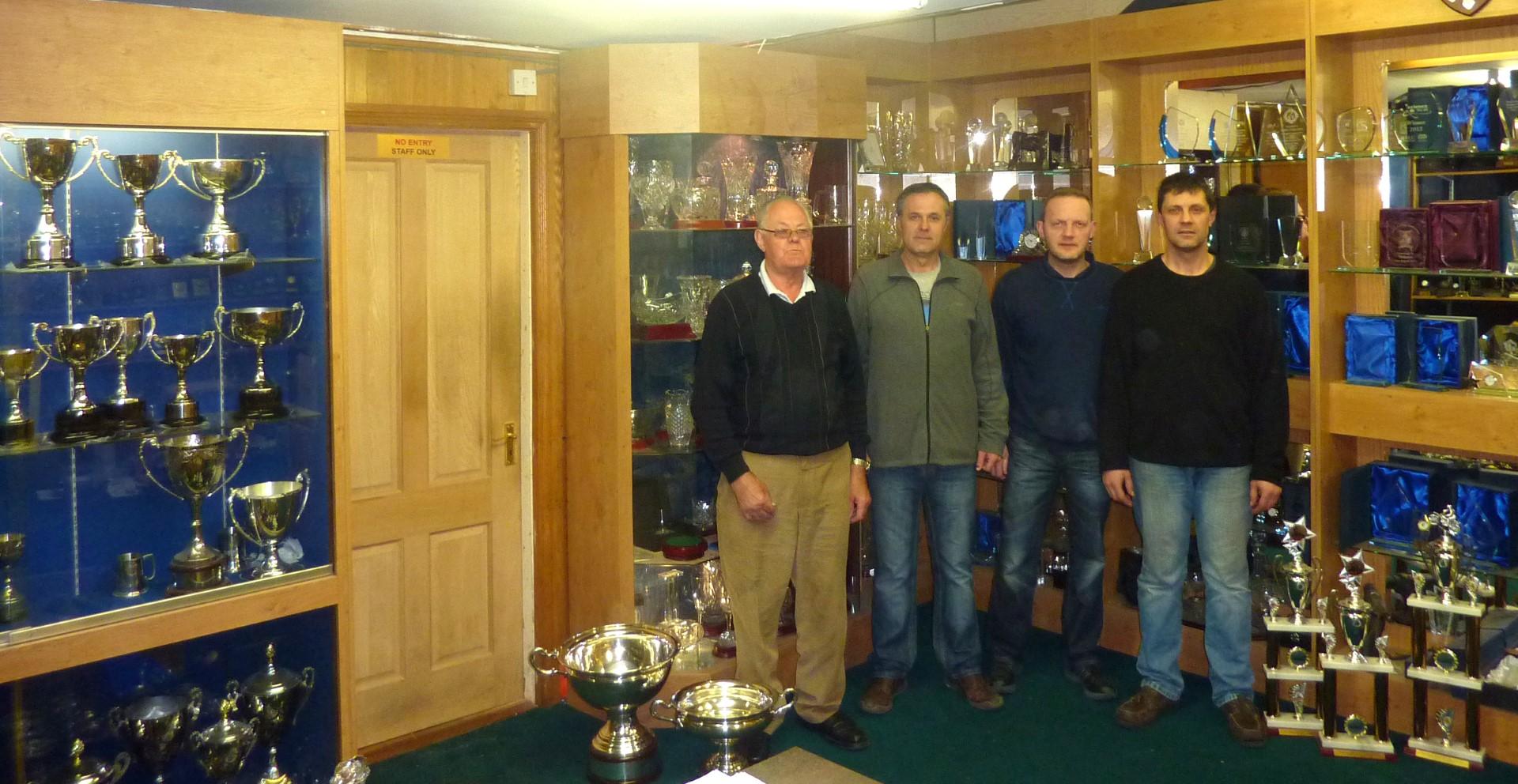 Cork Trophy Centre
